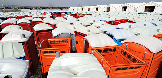Champion Portable Toilets in Las Cruces, NM